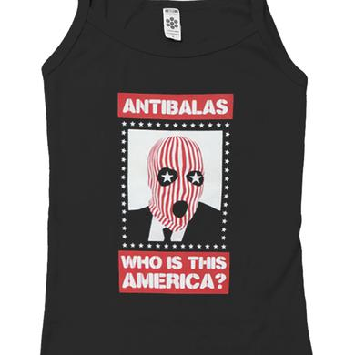 Antibalas Womens Who Is This America Tank (Blank)