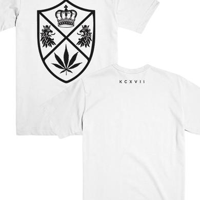 King Chip Crest Tee (White)