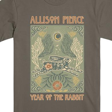 Allison Pierce Rabbit Tee (Grey)