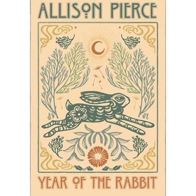 Allison Pierce Signed 11x17 Poster