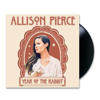Allison Pierce Year of the Rabbit Vinyl