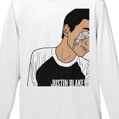 Justin Blake Eye Melt Long Sleeve Tee