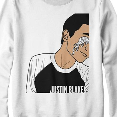 Justin Blake Eye Melt Crewneck Sweater