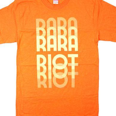 Ra Ra Riot Fade Tee (Neon)