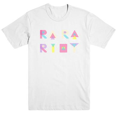 Ra Ra Riot Letters Tee