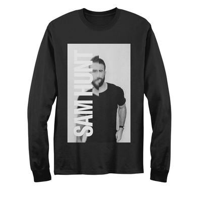 Sam Hunt SH Long Sleeve Photo T