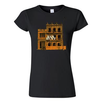 Sam Hunt Downtown's Dead Black Ladies T-Shirt