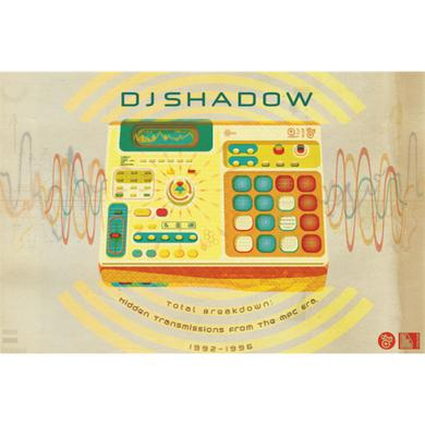 Dj Shadow MPC Era Poster