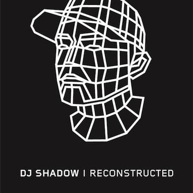 Dj Shadow Reconstructed Glow in the Dark Poster