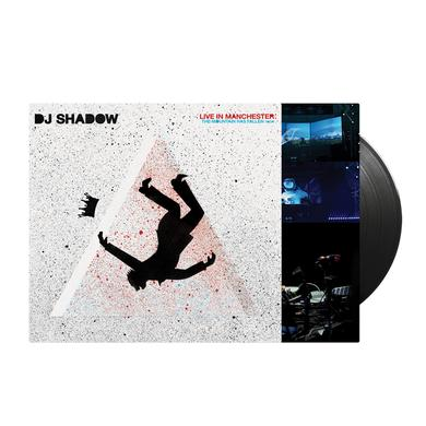 Dj Shadow Live In Manchester: The Mountain Has Fallen Tour Vinyl LP