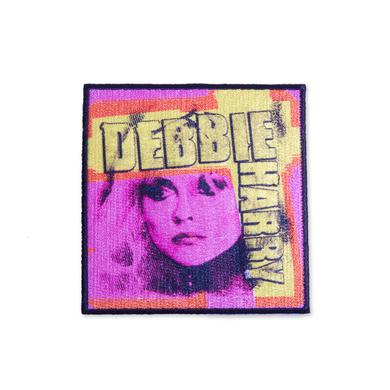 Debbie Harry Pink CU Patch