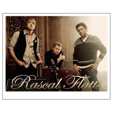 Rascal Flatts 8 x 10 Photo