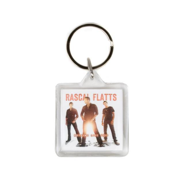 Rascal Flatts Keychain