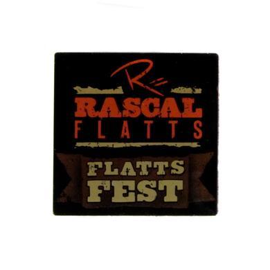 Rascal Flatts Flattsfest Magnet