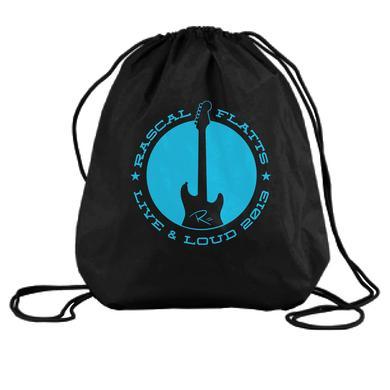 Rascal Flatts Live & Loud Cinch Backpack