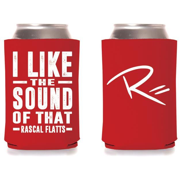 Rascal Flatts Sound Coozie
