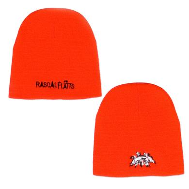 Rascal Flatts Red Knit Beanie