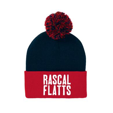 Rascal Flatts Pom Beanie