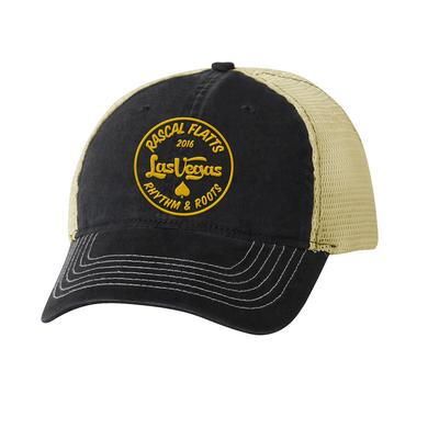 Rascal Flatts Rhythm N' Roots Hat