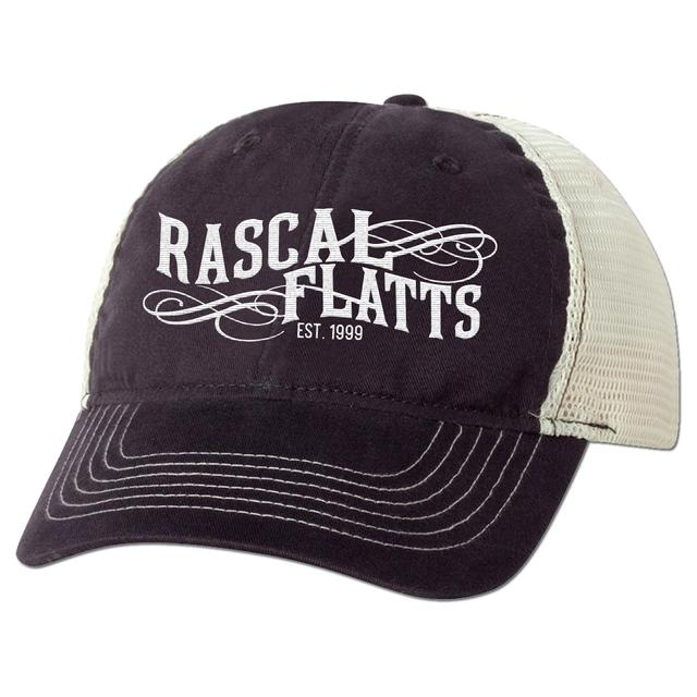 Rascal Flatts Trucker Hat