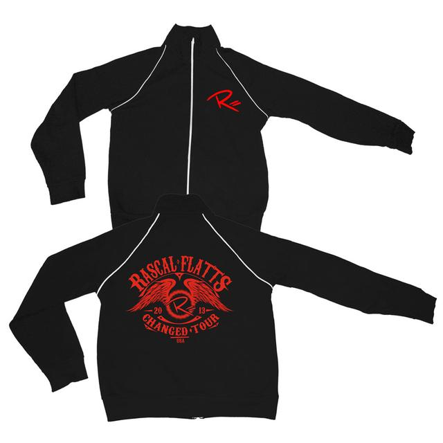 Rascal Flatts Changed Tour Track Jacket