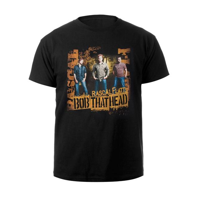 Rascal Flatts Bob That Head Youth Tour Tee