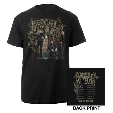 "Rascal Flatts Thaw Out"""" Tour T-Shirt"