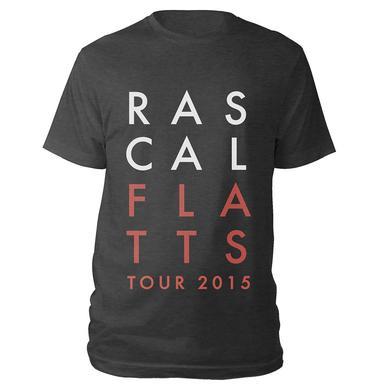 Rascal Flatts Simplified Tour Tee