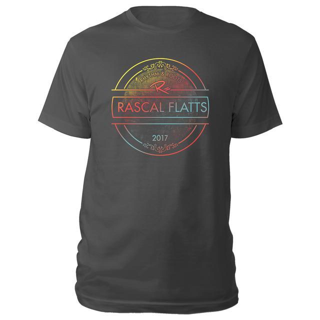 Rascal Flatts 2017 Tour Tee