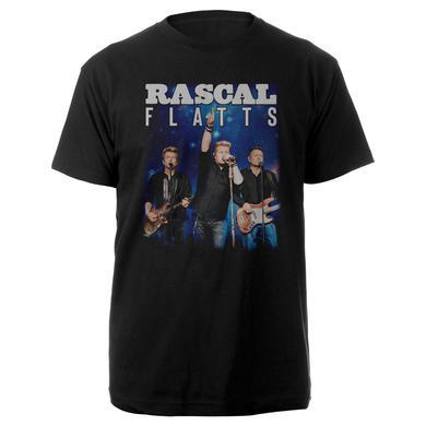 Rascal Flatts Black Tour Tee 2017