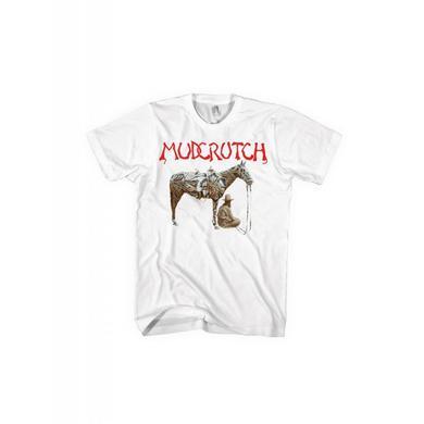 Mudcrutch Cowboy & Horse White T-Shirt