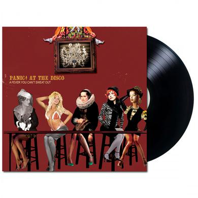 Panic At The Disco A Fever You Can't Sweat Out (Vinyl)