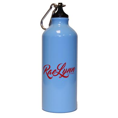 RaeLynn Logo Water Bottle