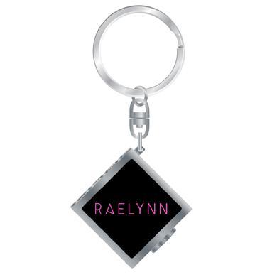 RaeLynn Logo Keychain Mirror
