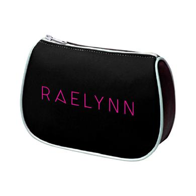 RaeLynn Logo Makeup Bag