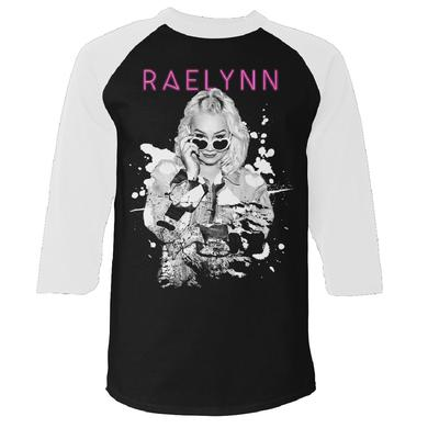 RaeLynn Photo Raglan