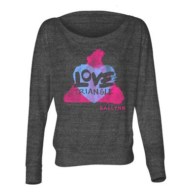 RaeLynn Love Triangle Pullover