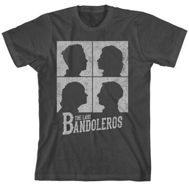 The Last Bandoleros 4X Lineup T-Shirt