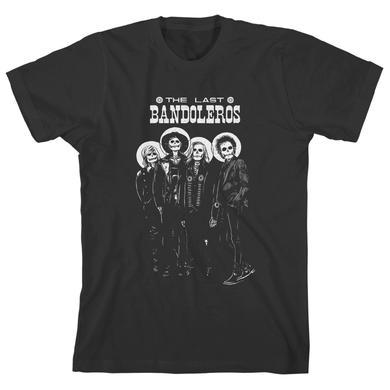 The Last Bandoleros Skeleton Crew T-Shirt