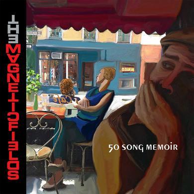 The Magnetic Fields 50 Song Memoir Book + MP3 Bundle
