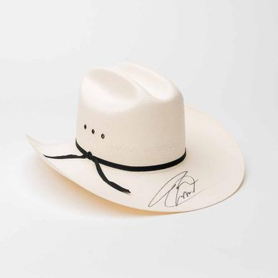 William Michael Morgan Limited Edition, Signed Cowboy Hat