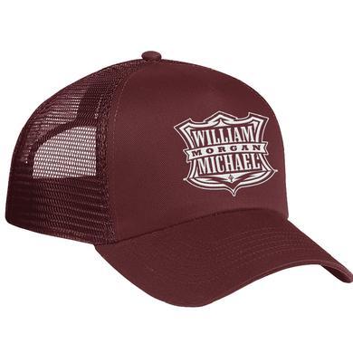 William Michael Morgan Logo Trucker Hat