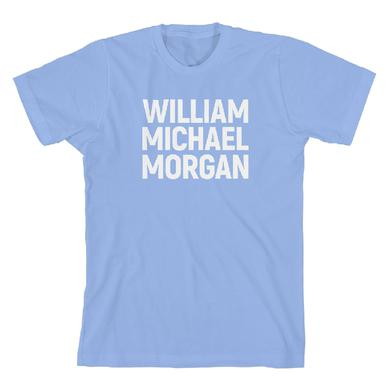 William Michael Morgan Logo Stack T-Shirt