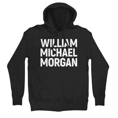 William Michael Morgan Logo Stack Hoodie