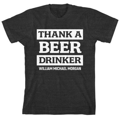 William Michael Morgan Beer Drinker T-Shirt