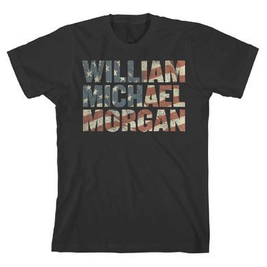 William Michael Morgan Patriotic T-Shirt