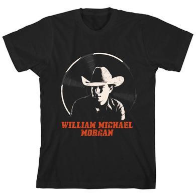 William Michael Morgan Vinyl Backdrop T-Shirt