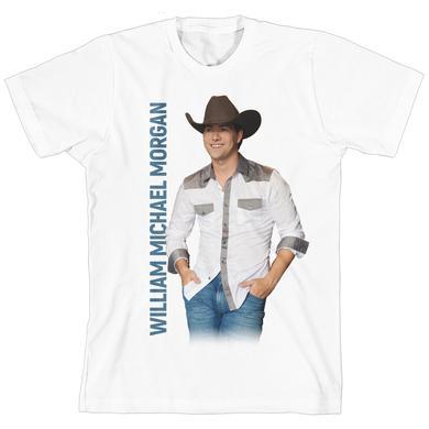 William Michael Morgan Standing Photo T-Shirt
