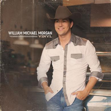 William Michael Morgan Vinyl LP