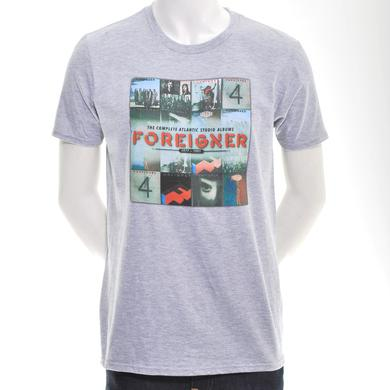 Foreigner Complete Atlantic Collection T-Shirt